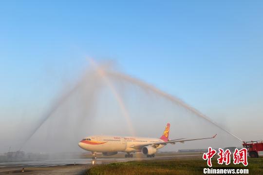 海航投入A330飞北京-南宁航线促广西旅游业发展