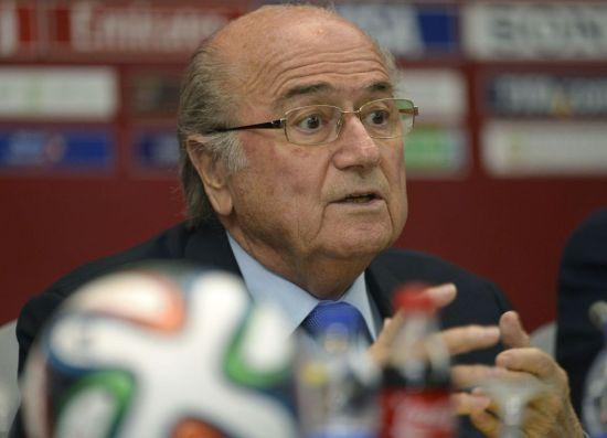 布拉特证实C罗将出席FIFA金球奖的颁奖典礼