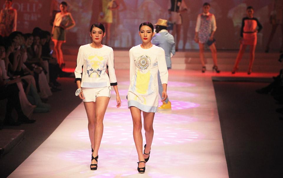 中国美时尚系列