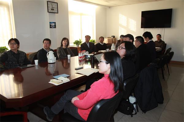 12月20日公益广告《筷子篇》举行拍前准备会