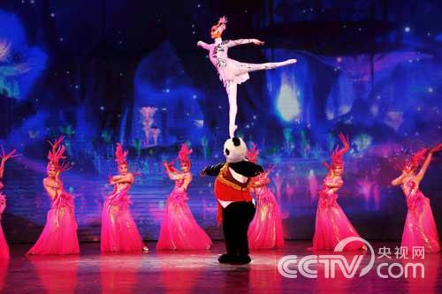 大型中国风情秀《panda!》 热爆拉斯维加斯