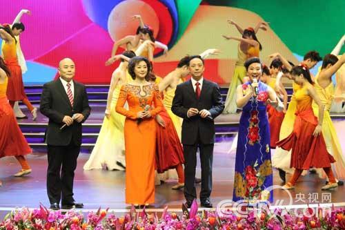 2014年春节戏曲晚会现场
