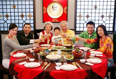 春节年夜饭的由来