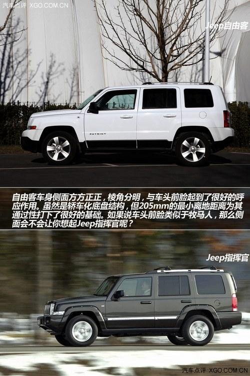 复古造型 承袭经典 试驾Jeep新自由客