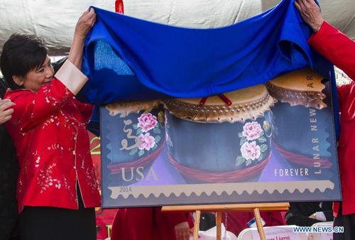 الصينيون في أنحاء العالم يستعدون لعيد الربيع الصيني التقليدي