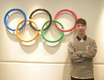 中国香港选手吕品韬。