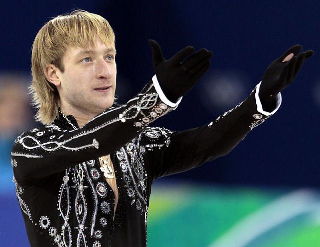 2010温哥华冬奥会-向观众致意