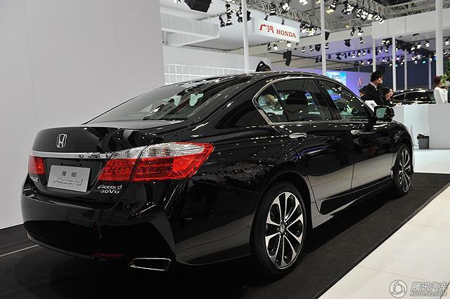 [国内车讯]本田新雅阁推低配车 或28日上市