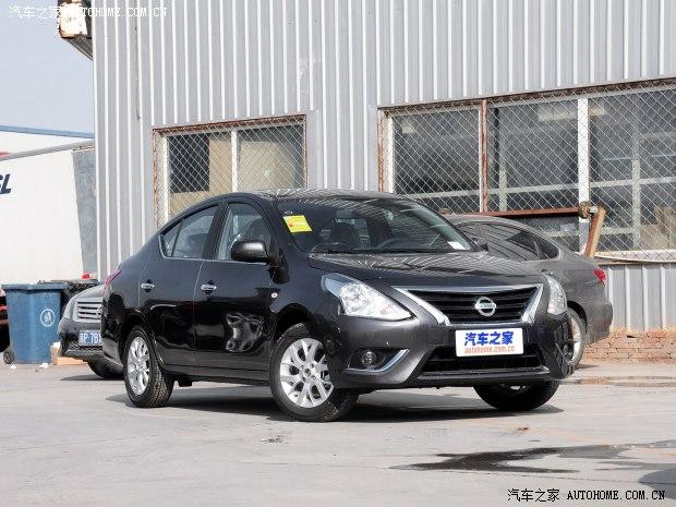 日产东风日产阳光2014款 1.5XL CVT豪华版