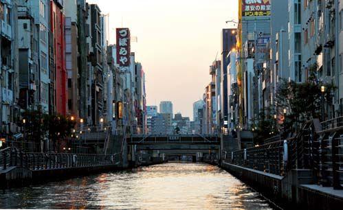 在日本大阪感受生活之美 像当地人那样生活(组图)