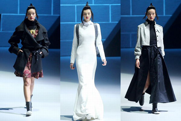 The 9th China Supermodel Final Contest has just wrapped up in Beijing.