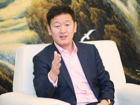 沃尔沃汽车集团中国区企业传播副总裁宁述勇先生
