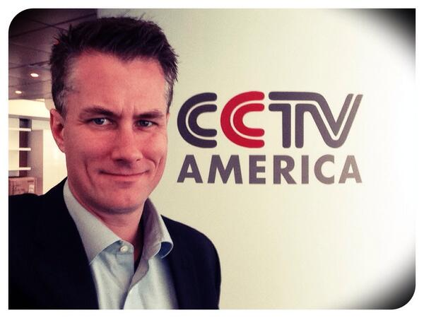 Jim Spellman is a CCTV-America Correspondent based in Washington DC.