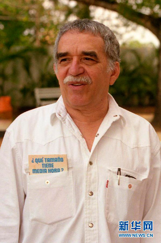 "Nobel Prize winner, Gabriel Garcia Marquez, author of ""One Hundred Years of Solitude"", has died at the age of 87."