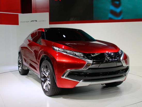 三菱品牌概念车