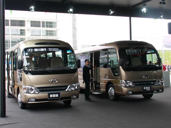 四川现代北京车展