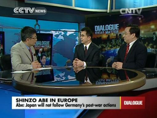Dialogue 05/07/2014 Shinzo Abe in Europe