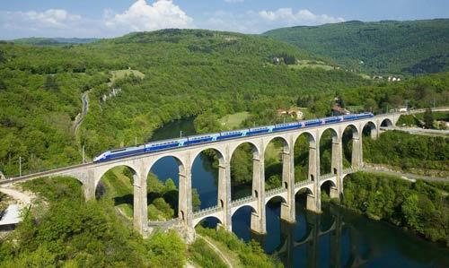 高铁成就中国梦