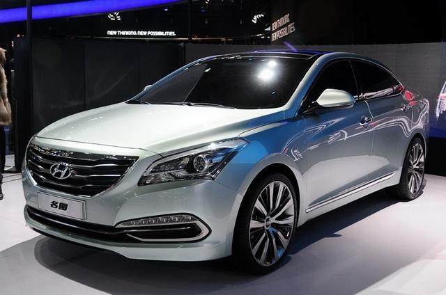 [国内车讯]北京现代名图将新增1.6T版车型