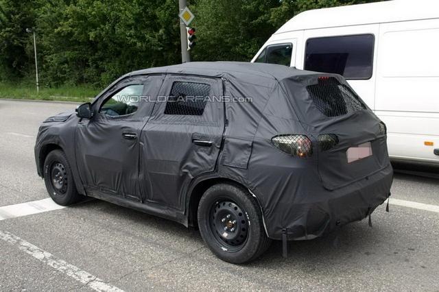 [国内车讯]长安铃木明年推1.6L动力小型SUV