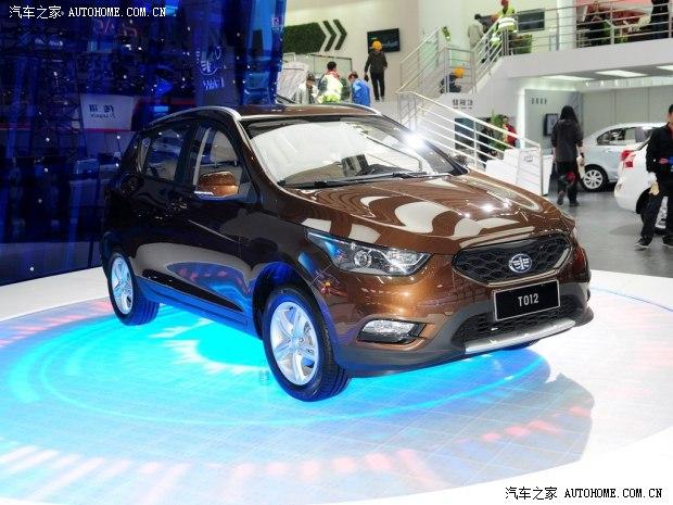天津一汽 骏派D60 2014款 基本型