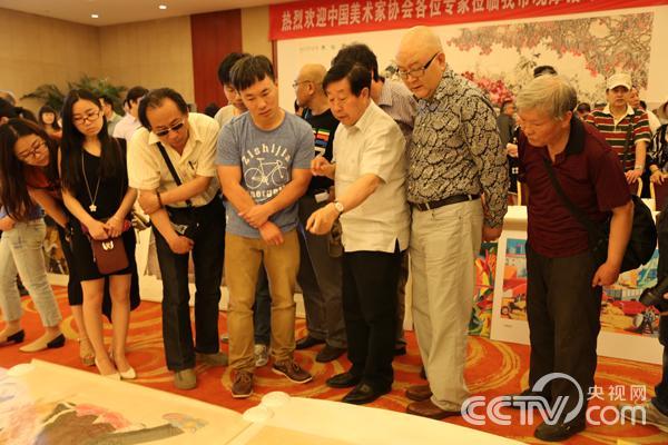 专家刘大为为创作者指导。