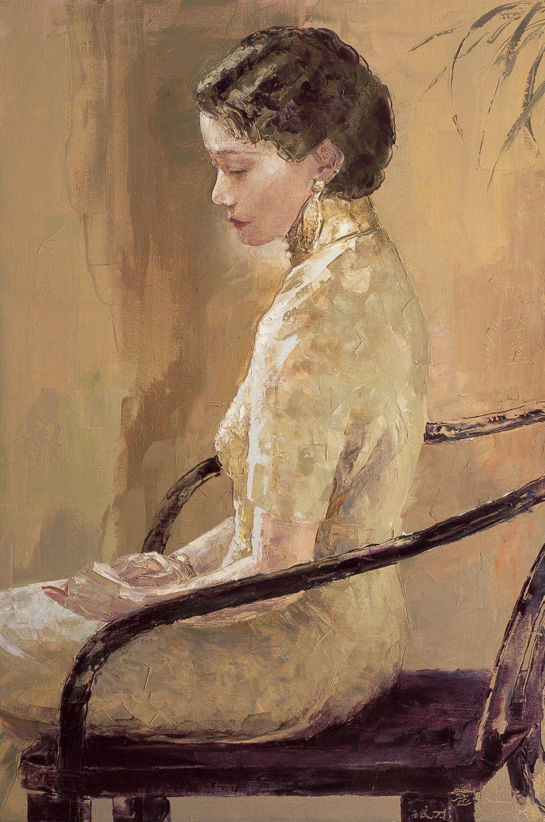 探索油画创作中的中国精神 当代意象油画大家刘文进意象油画作品展