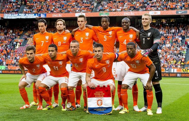 Луи ван Гал назвал окончательный состав сборной Нидерландов по футболу на ЧМ-2014