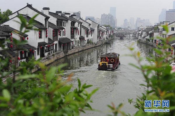 Ruta de la Seda y el Gran Canal catalogados por la UNESCO