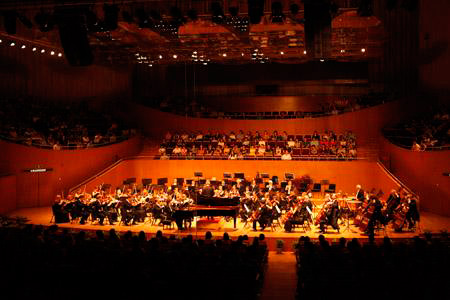 Sydney Symphony Orchestra sets sail for China