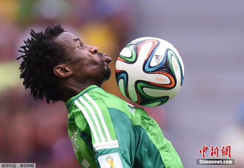 المنتخب الفرنسي يروض المنتخب النيجيري ويتأهل لربع نهائي المونديال