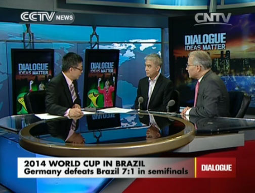Dialogue 07/09/2014 2014 World Cup in Brazil