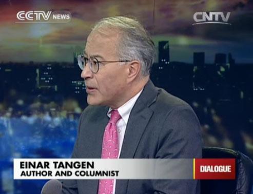 Einar Tangen, Author and Columnist