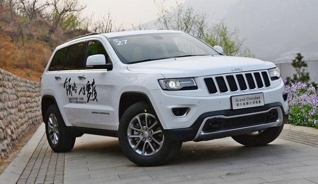 Jeep未来五年内将进口三款新车至国内