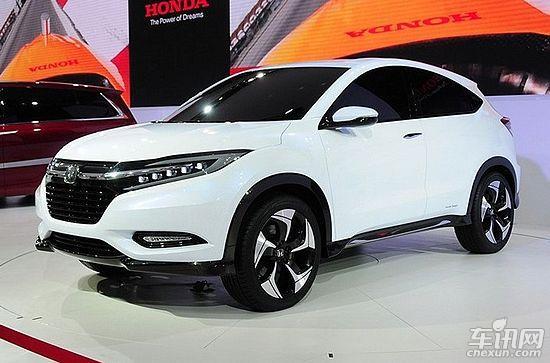 东本小型suv概念车将亮相成都车展 12月上市