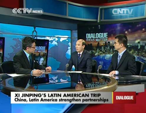 Dialogue 07/23/2014 Xi Jinping