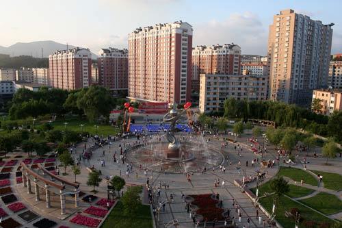 中国梦下的幸福生活