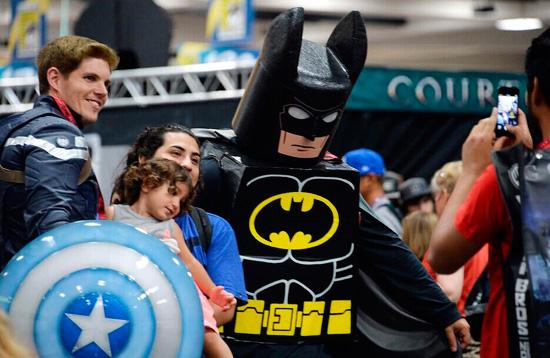 45th annual Comic-Con pop culture extravaganza