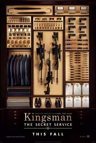 """""""Kingsman: The Secret Service"""" is set for release in October."""