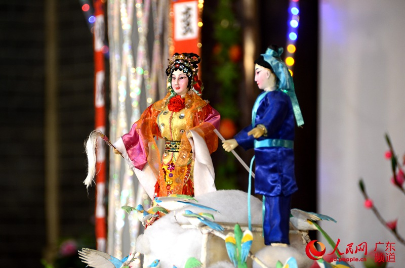 Southern villages mark Chinese Valentine