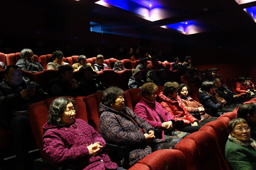 Making theaters more senior-friendly