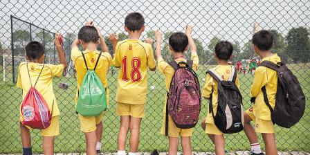 沈阳市儿童足球