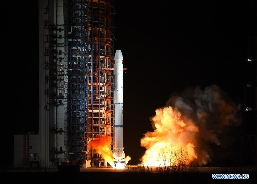 """В Китае осуществлен успешный запуск спутника дистационного зондирования Земли """"Яогань-23"""""""