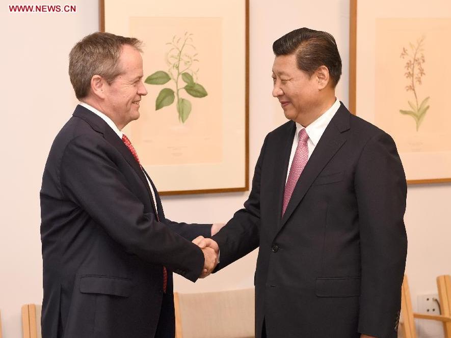 La Chine veut accroître les échanges avec le Parti travailliste australien pour promouvoir le partenariat (Xi Jinping)