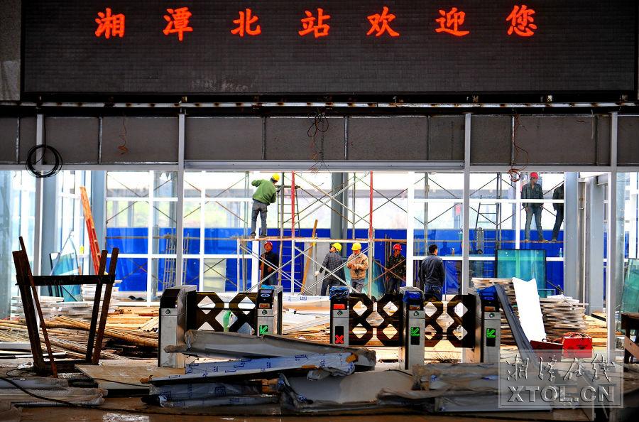 湘潭即将进入高铁时代