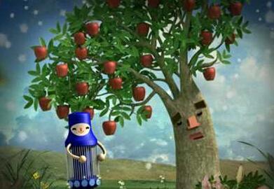 成长的寓言:做一棵永远成长的苹果树