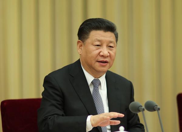 12月7日至8日,全国高校思想政治工作会议在北京举行。中共中央总书记、国家主席、中央军委主席习近平出席会议并发表重要讲话。