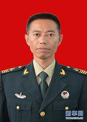王忠心,96722部队71分队班长。