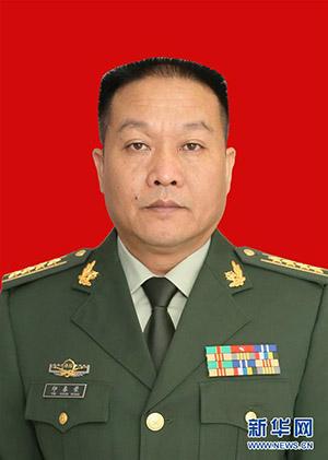 印春荣,云南省公安边防总队普洱市支队支队长。