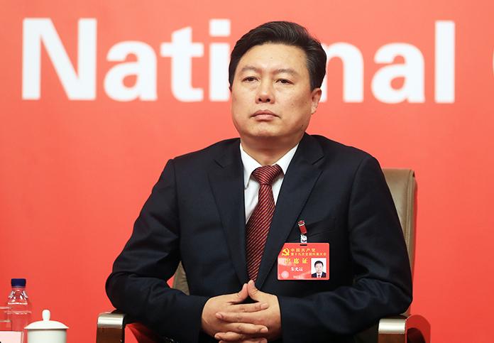 江苏省委政法委副书记、省综治办主任朱光远